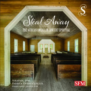 Steal Away CD Cover