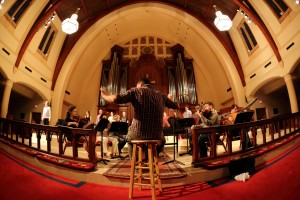 Fisheye Conducting