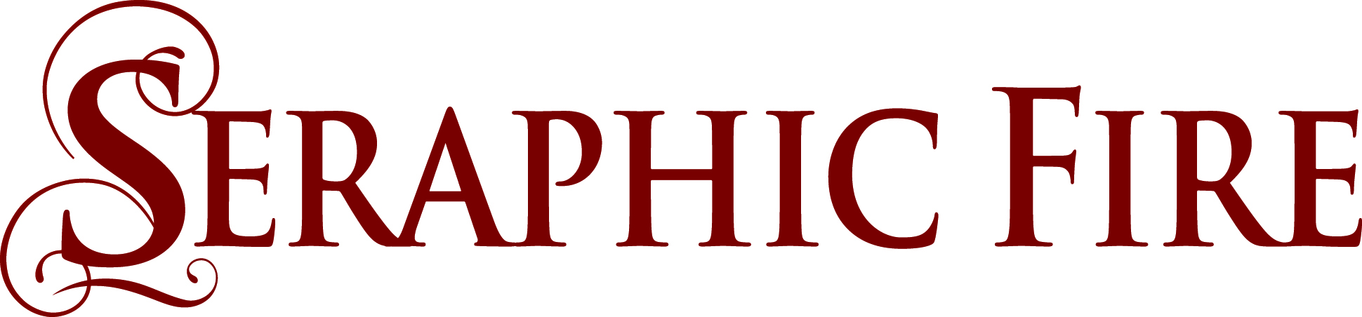 Seraphic Fire - color logo