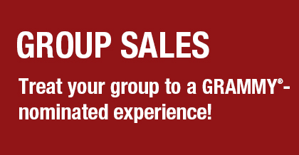 Treat your group to a Grammy-nominated experience.