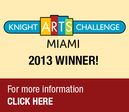 Knight Arts Challenge Winner!