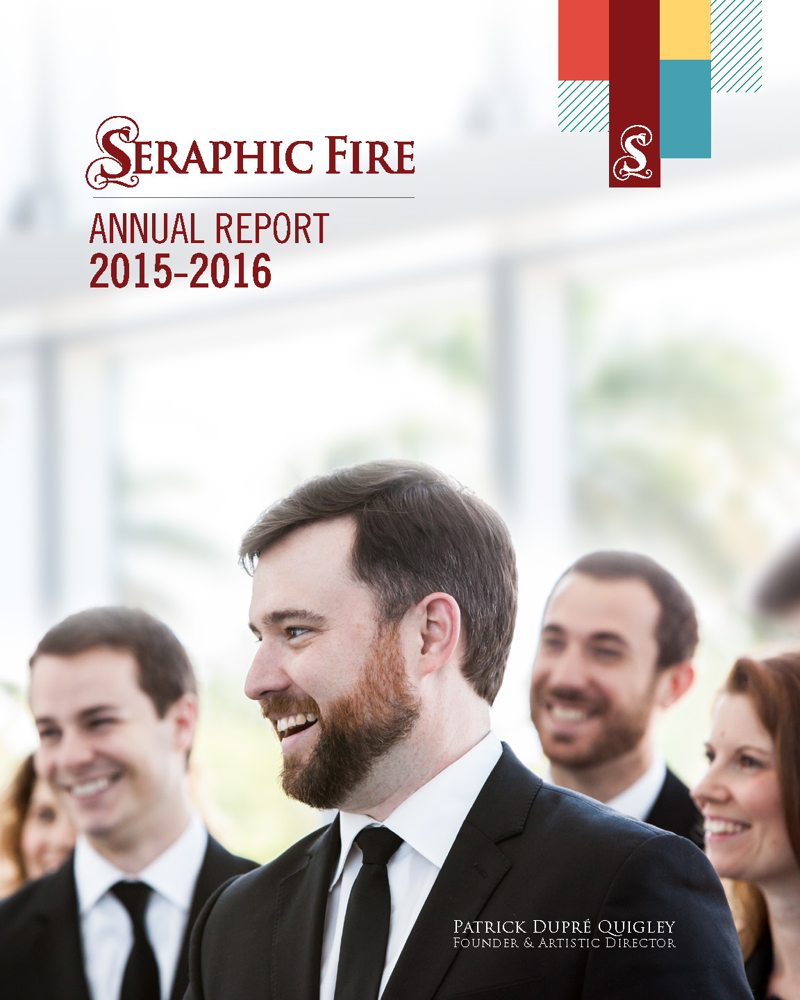 Seraphic Fire - Annual Report 2015-2016