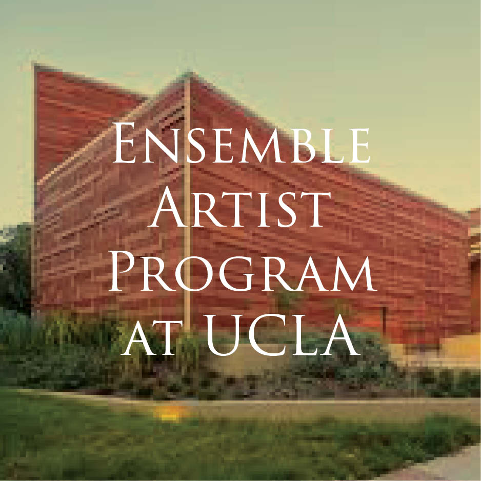 Ensemble Artist Program at UCLA
