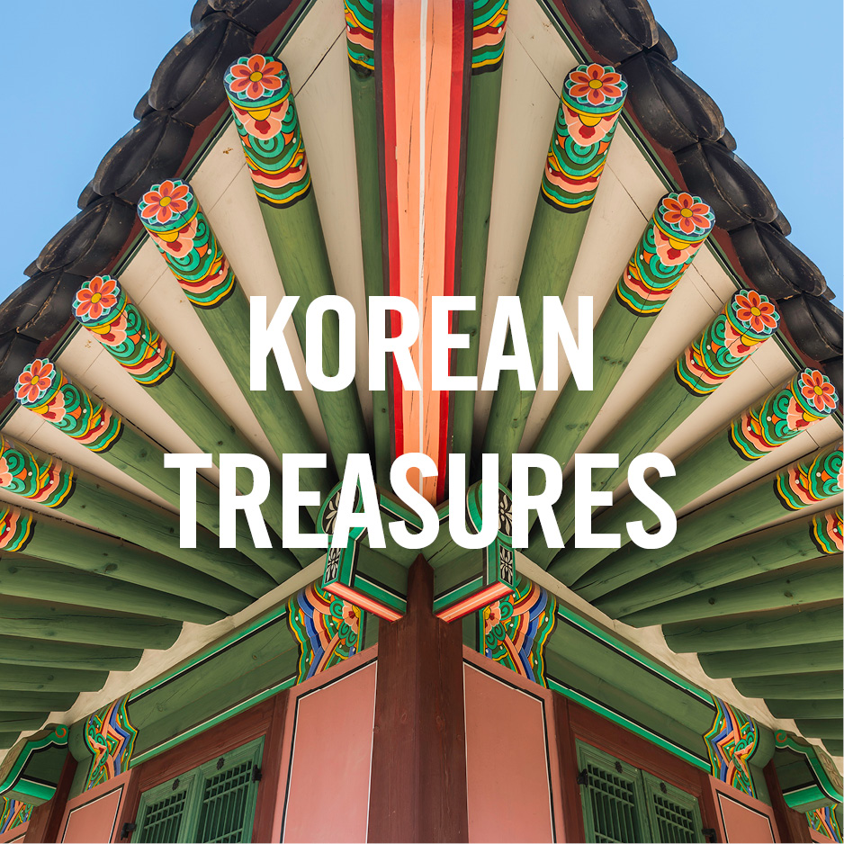 Korean Choral Treasures