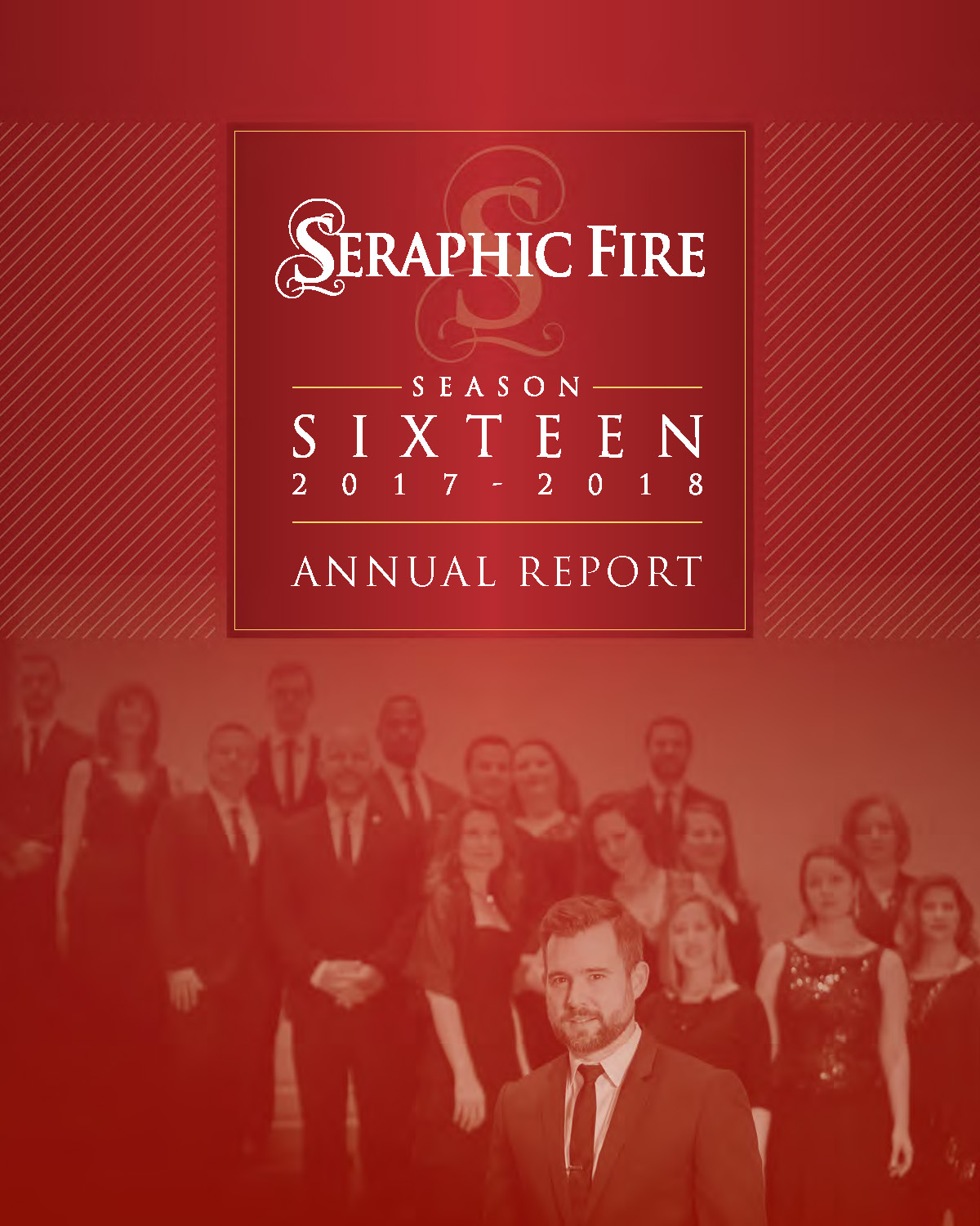 Seraphic Fire - Annual Report 2017-2018